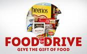 Food Drive Icon